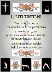I 5 riti Tibetani
