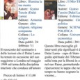 Aforismi e bibliografia  di Gyatso Tenzin  Dalai Lama