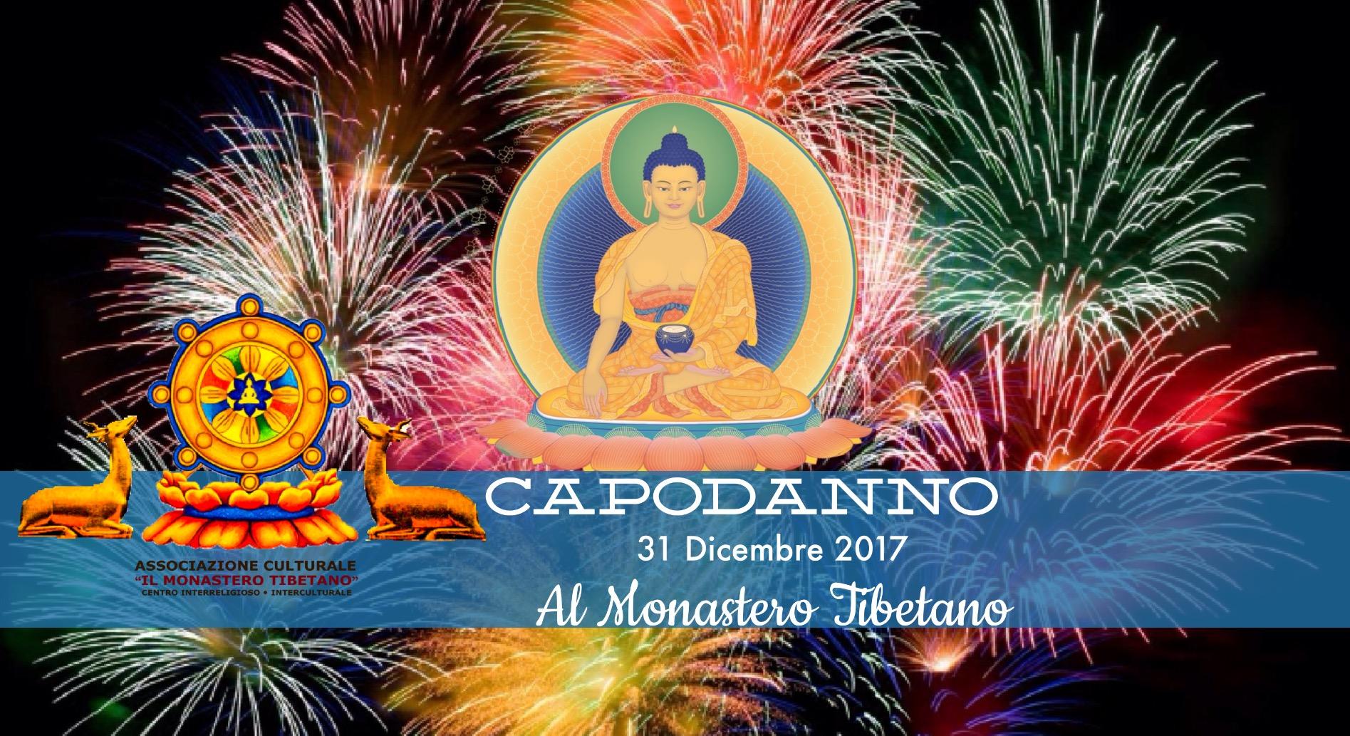 CAPODANNO 2018 al Monastero Tibetano