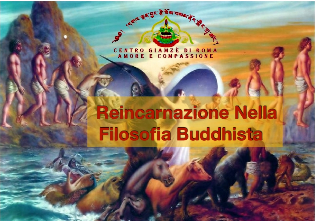 Reincarnazione Nella Filosofia Buddhista