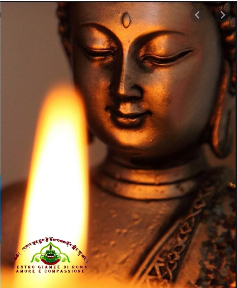 Meditamo insieme per il silenzio interiore e la pace