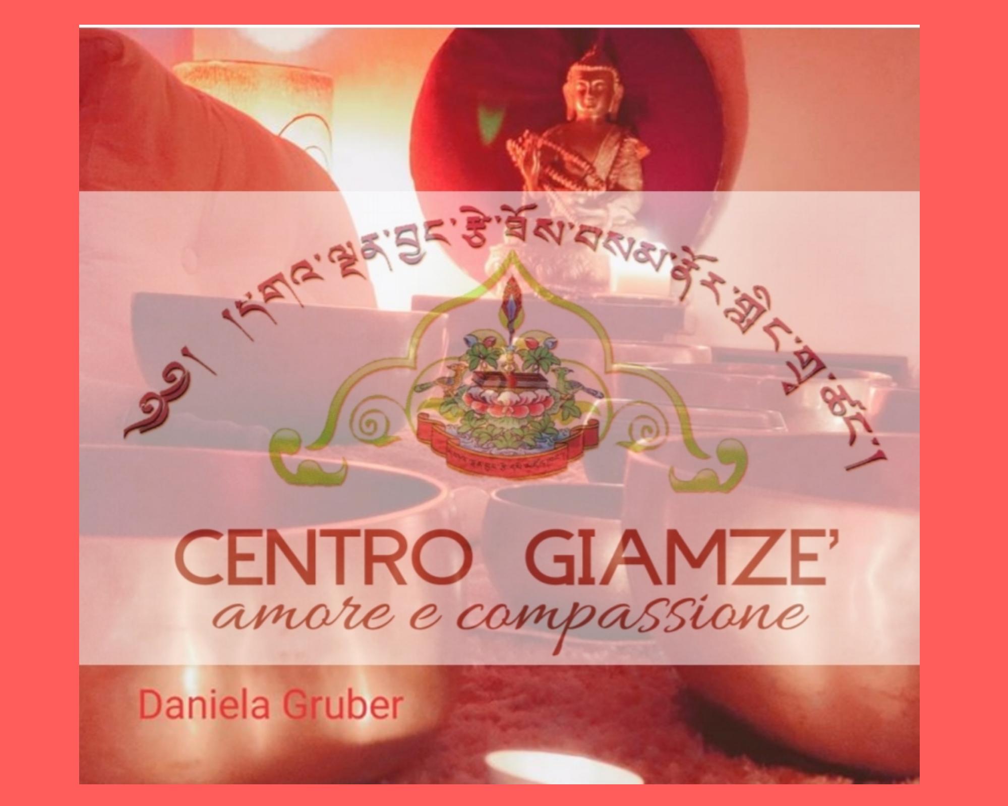 Massaggio Sonoro condotto di Daniela Gruber a beneficio del Centro Giamzé di Roma