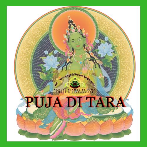 Puja di Tara e Cena Indo-tibetana