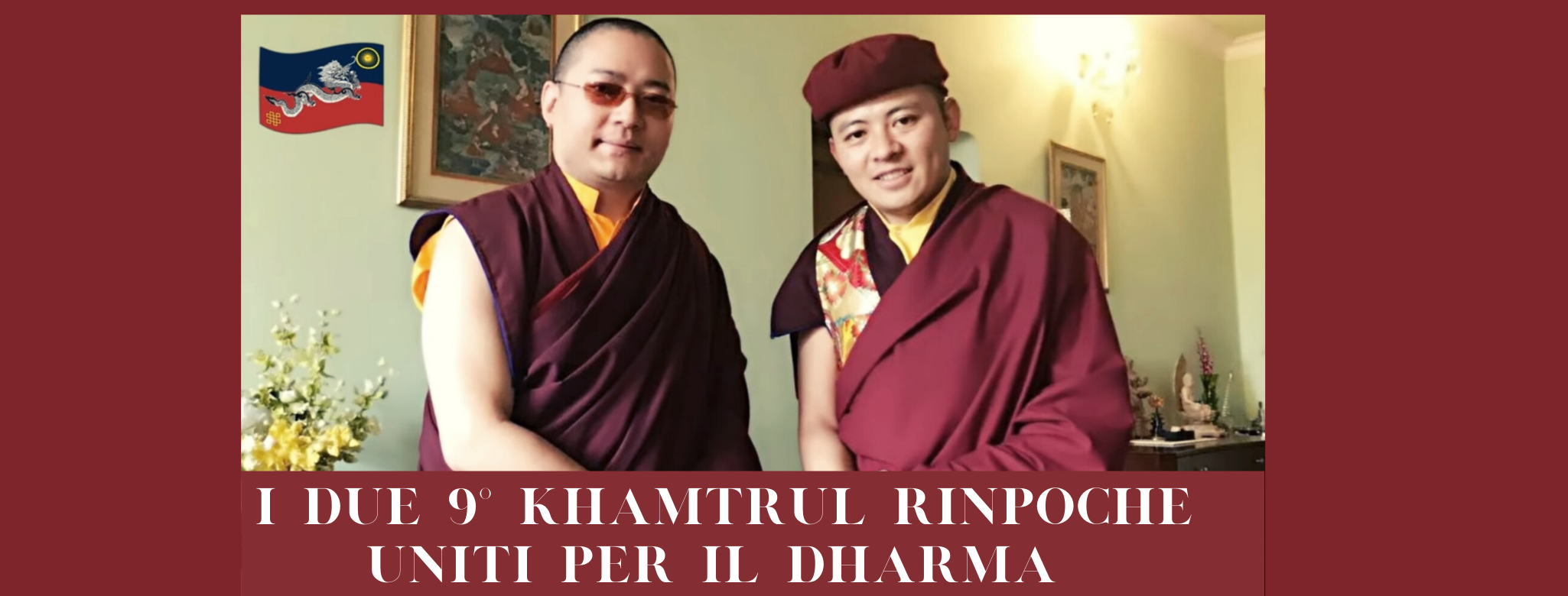 S.S. I 9° Khamtrul Rinpoche